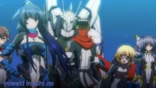 Kyoukaisenju no Horizon OP  - TERMINATED (Lyrics)