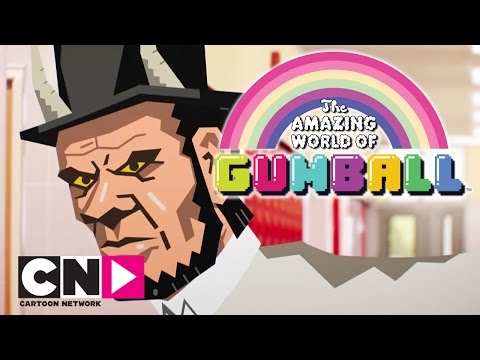 The Amazing World of Gumball  Follow Your Dreams  Cartoon Network