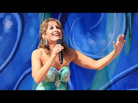 Jodi Benson - Part of Your World - Little Mermaid Ride