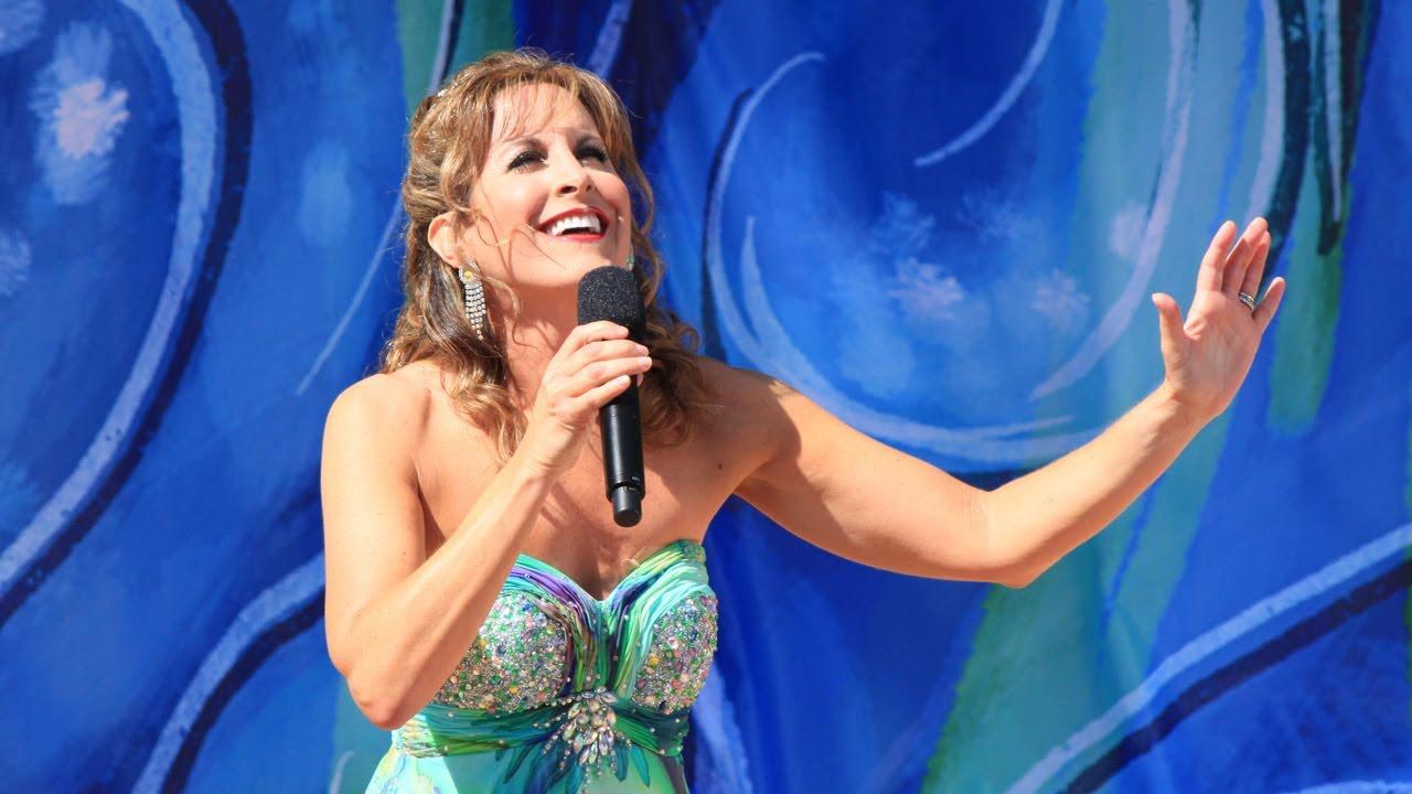 Jodi Benson - Part of Your World - Little Mermaid Ride ...
