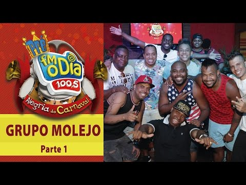 Carnaval FM O Dia - Bloco do Molejo -  1