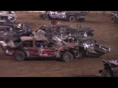 Springdale, Arkansas Demolition Derby Final
