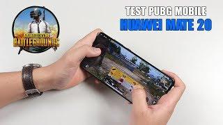 Test hiệu năng Huawei Mate 20: Kirin 980 đã chơi được max setting PUBG Mobile chưa???