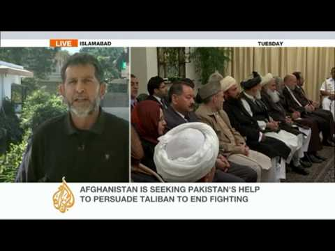Pakistan agrees to free ten Afghan Taliban