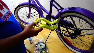 Unboxing of Bicycle Training Wheels from Walmart