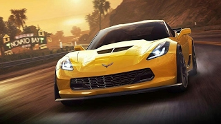Need for Speed  No Limits | Chevrolet Corvette Z06 2015 I Fastlane (2017) _ Music Game