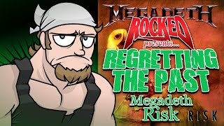 Gambar cover Megadeth – Risk | Regretting The Past | Rocked