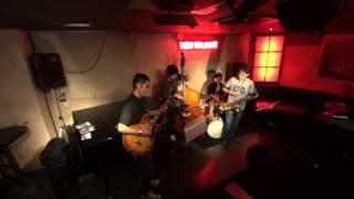 Live at Tokyo Club Suidobashi on 29 Apr 2015 内場 勝浩(sax) 加藤 ...