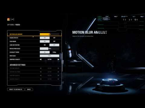 Star Wars Battlefront II PC graphics performance benchmark
