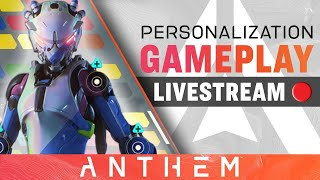 Javelin Personalization - Anthem Developer Livestream from November 15