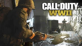 Call of Duty WW2 - NEW WEAPONS & MAP!! COD WW2 Multiplayer Gameplay!!