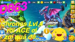 Dragon mania legends Boss Đảo Rồng Huyền Thoại ngày 863