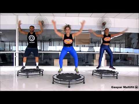 Eu sei de Cor Re - Marília Mendonça/Coreografia Gisele Cavalheiro/ Gaspar Multifit/Aero Jump