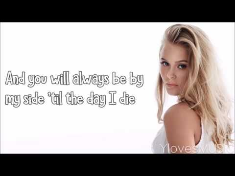 Zara Larsson ft. MNEK - Never Forget You (Lyrics)