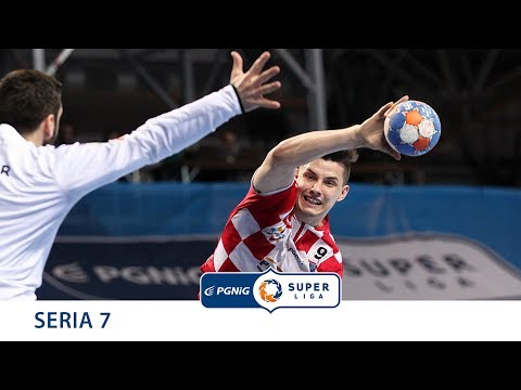 7 seria Superliga CHROBRY GŁOGÓW / SANDRA SPA POGOŃ SZCZECIN