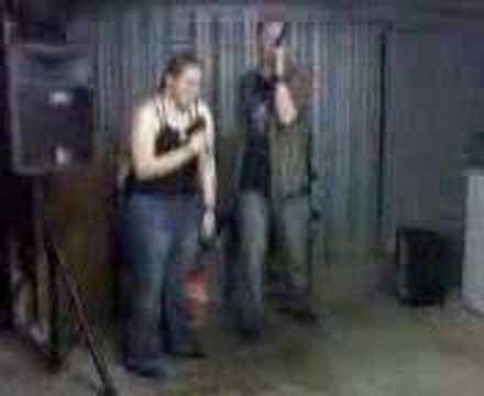 pile and KC karaoke