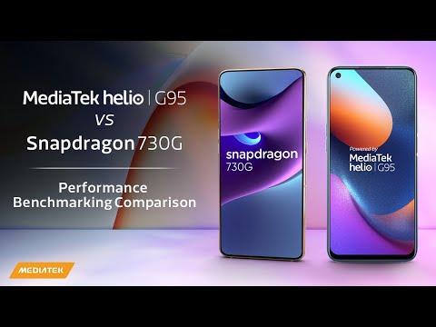 MediaTek Helio G95 vs Snapdragon 730G | Performance Benchmarking Comparison