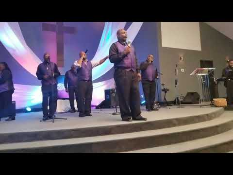The Anointed Silver Stars in Concert