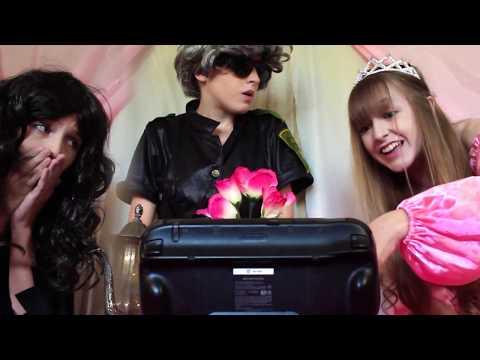Sevensupergirls Skit! Princess And The Thief!