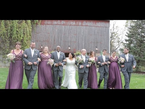 Amber and Brian - October 15, 2016 - The Farm at Dover