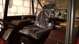 Montaż Pneumatycznego Siedzenia do Ursusa C-360 4x4 | THERolnicy