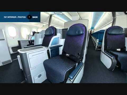 Aeromexico boeing 787 8 dreamliner youtube for Interior 787 aeromexico