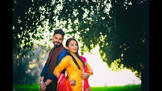 New Punjabi Pre- Wedding 2018 || SIMRANJEET & INDERJEET || Jinne Saah Song ||