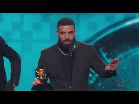 Drake Grammy Speech 2019 Did He Diss The Grammys Mp3