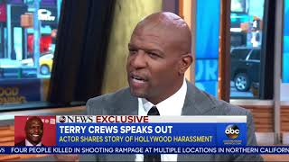 Terry Crews Details His Alleged Sexual Assault By Agent Adam Venit In Interview