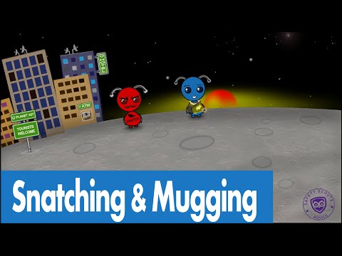 Snatching And Mugging - Episode 47