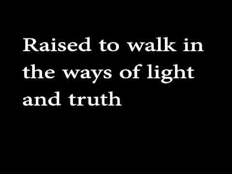 Randy Travis Baptism Lyrics Video