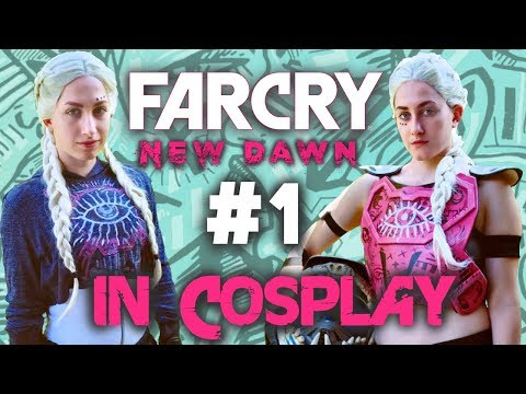We Are Mickey And Lou Far Cry New Dawn In Cosplay Youtube