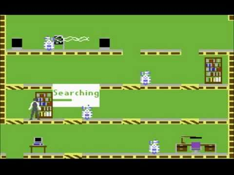 Impossible Mission - C64-Wiki