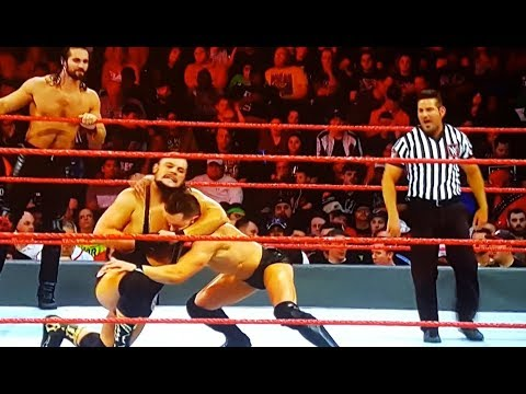 WWE RAW FULL SHOW Live Coverage Greatest Rumble Go Home SHow !