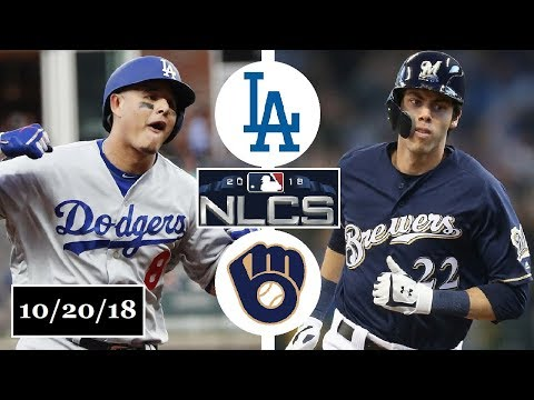 Los Angeles Dodgers vs Milwaukee Brewers Highlights || NLCS Game 7 || October 20, 2018