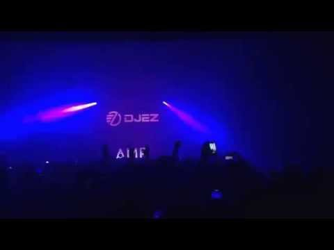 DJ EZ - Seven Nation Army/ Hypest Hype - AMP WAREHOUSE PROJECT