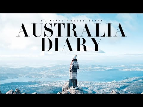AUSTRALIA TRAVEL DIARY