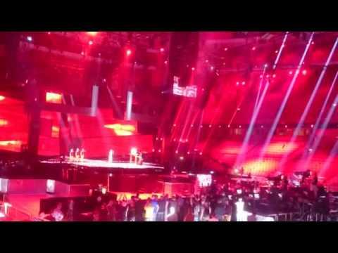 Hungría - segundo ensayo Eurovisión 2016