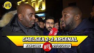 Chelsea 2-2 Arsenal | Martinelli & Saka Were Fantastic!