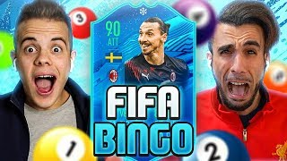 🎱 FIFA BINGO con WINTER REFRESH!!! | Enry Lazza vs Ohm