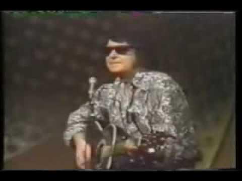 Roy Orbison In Dreams live acoustic
