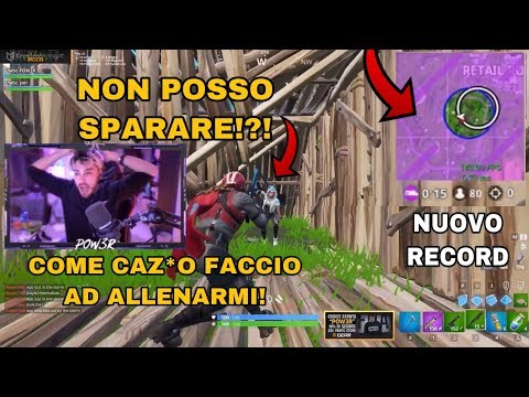 ASSURDO! NUOVO RECORD 80 PLAYER NELL'ULTIMA SAFE SERVER PRIVATI DI POW3R! NEZAK DOPPIA KILL CON 1HP!