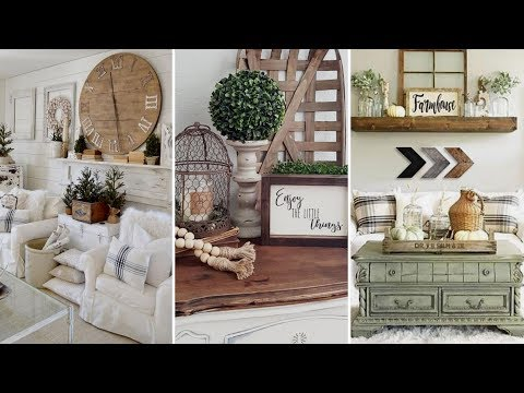 ❤DIY Farmhouse style Summer living room decor Ideas❤ | Home decor & Interior design| Flamingo Mango