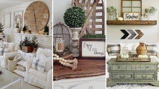 ❤diy Farmhouse Style Summer Living Room Decor Ideas❤ | Home Decor & Interior Design| Flamingo Mango