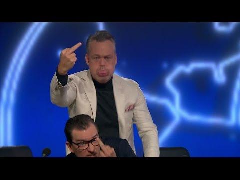 Henrik Schyfferts meddelande till SD - Parlamentet (TV4)