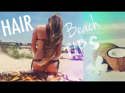 Proteggere i CAPELLI al MARE | Beach Tips