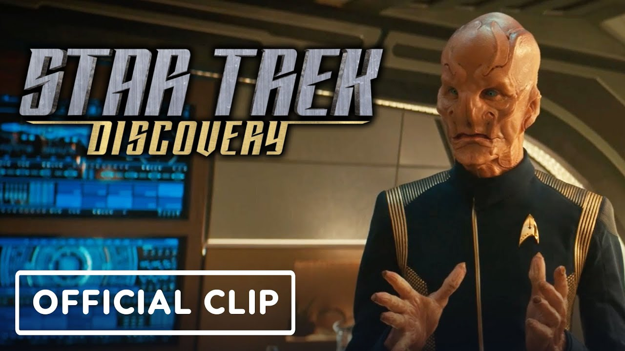 Star Trek Discovery Season 3 - Exclusive Official Clip
