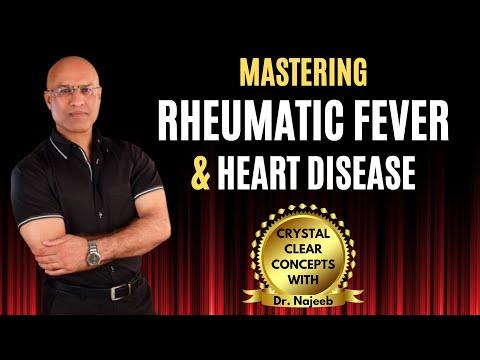 Rheumatic Fever & Heart Disease - Pathology
