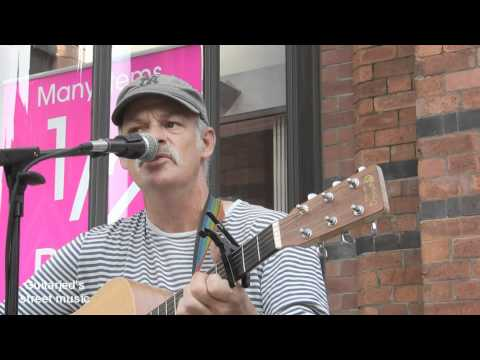 Mick Iredale - Gypsy Soul (Original) Albion place Leeds city centre
