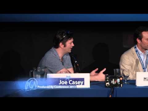 Generation Z and the Evolution of Story - Producers from the Produced By Conference 2013